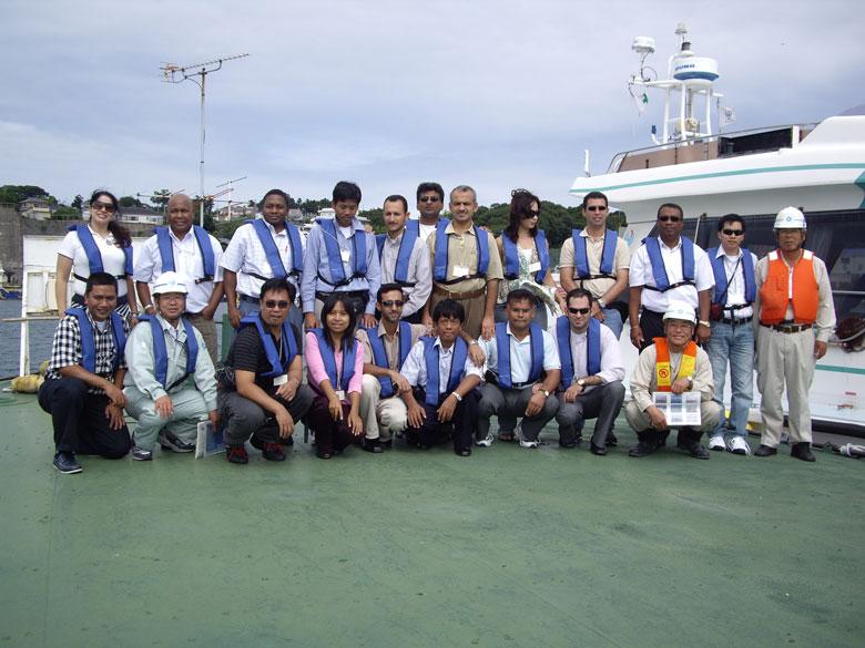 JICA group Training