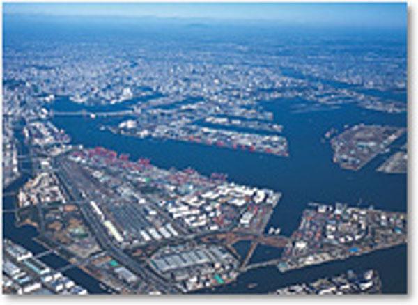 Port of Tokyo